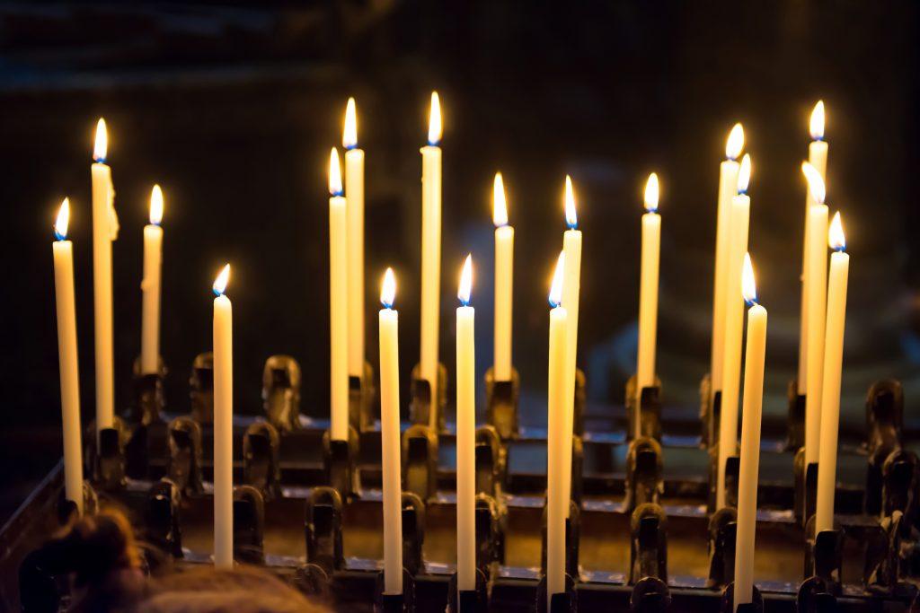 kaarsen martinuskerk warnsveld